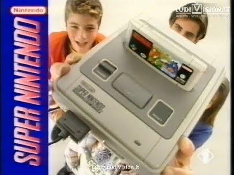 Super Nintendo - I Migliori - Spot #2 (1995)