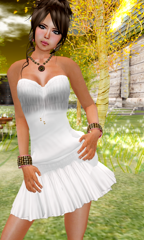 ::NEW! HH:: Hucci Boho - White