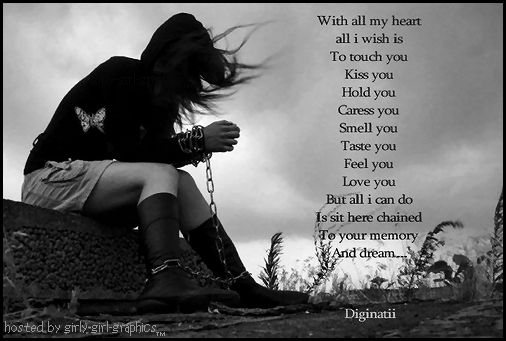 With All My Heart All I Wish Is To Touch You Break Up Quote