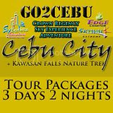 Cebu City + Crown Regency Sky Experience Adventure + Kawasan Falls Nature Trek Tour Itinerary 3 Days 2 Nights Package