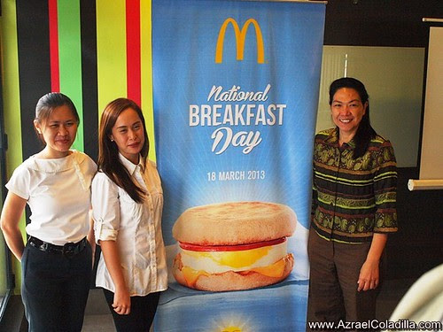 McDonalds Philippines National Breakfast Day 2013 photos by Azrael Coladilla