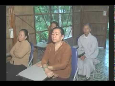 Trưởng lão nhắc gương hạnh tu tập của đức Phật