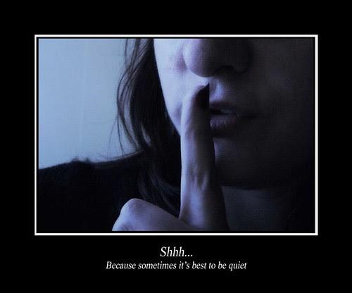 (183/365) Shhh....
