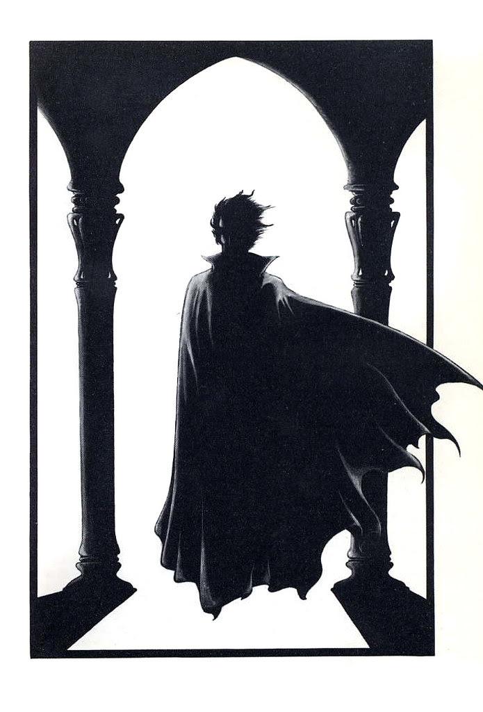 Philippe Druillet - Bram Stoker's Dracula, 1968 - 3