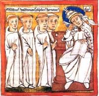 Św. Grzegorz wysyła mnichów do Anglii