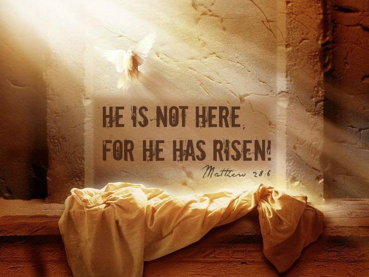 Image result for he is risen