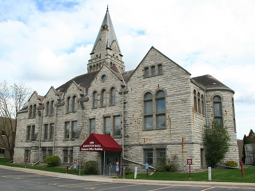 Johnston Hall 1888 - Faribault, Minnesota