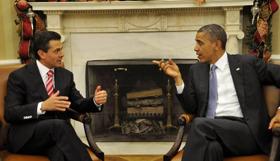 Resultado de imagen para reunion trump y obama