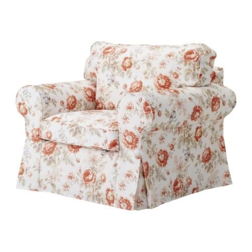 chair covers ikea ektorp armchair cover chair slipcover byvik multicolor