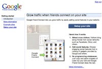 Google helps website owners make their site social