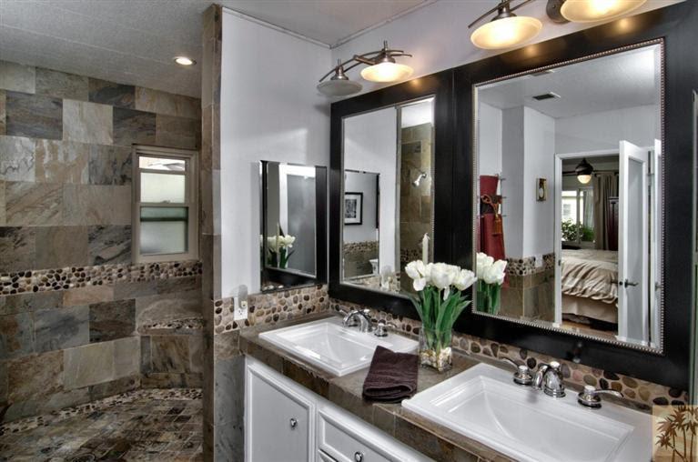 Beautiful Manufactured Home: Bohemian Elegance