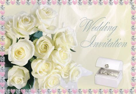 Invitation. Free Wedding eCards, Greeting Cards   123