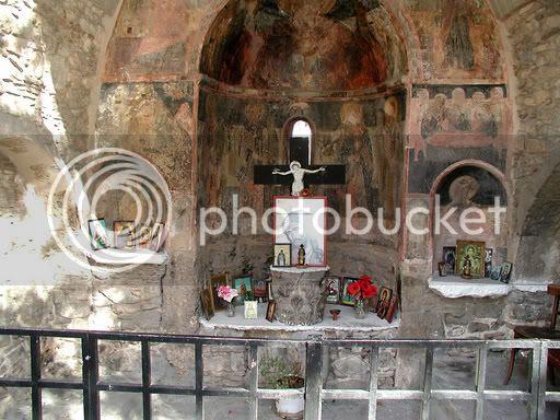 sanctuaire de saint Nicolas Planas, Athenes, Grece
