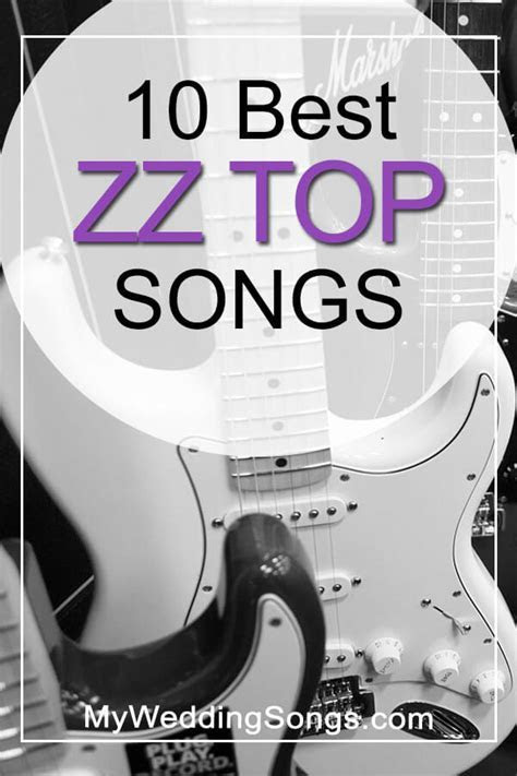 Best ZZ Top Songs Top 10 All Time List