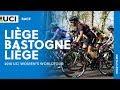 Vídeo resumen de la Liège-Bastogne-Liège femenina 2018
