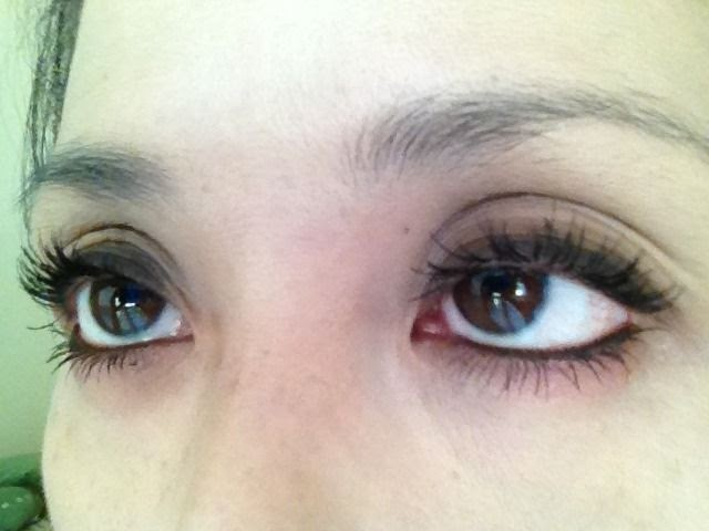 9f30ecc8adf Maybelline Falsies Big Eyes and Black Drama v. CoverGirl Clump Crusher  Extensions and Flamed Out mascaras | froo froo girly stuff by Ritables