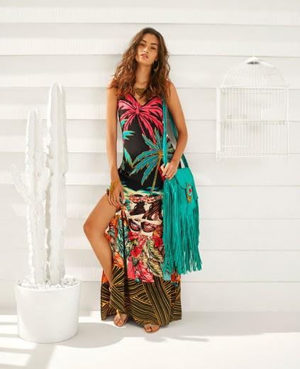 Essa é a 2ª parceria entre a estilista Adriana Barra e a C&A - veja o resultado aqui!