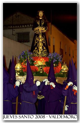 Jueves Santo 2008. Valdemoro
