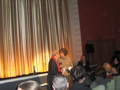 Manoel de Oliveira. Berlin Film Festival 2009