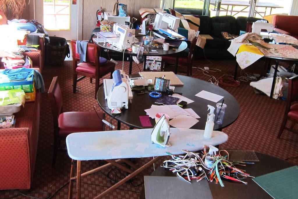 2012-05 WI Amanda Quilt Retreat 53