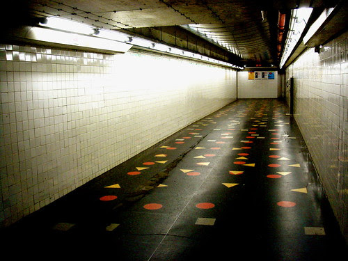 Clark Street subway station