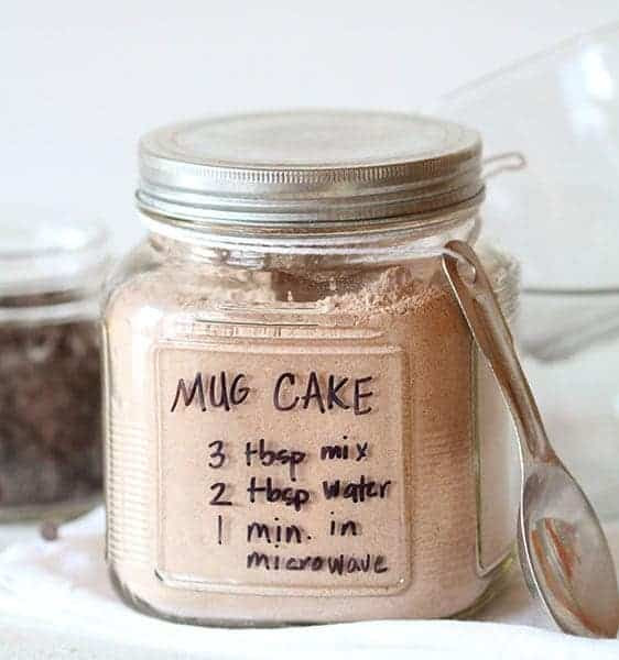 chocolate mug cake (in 1 minute) - i am baker