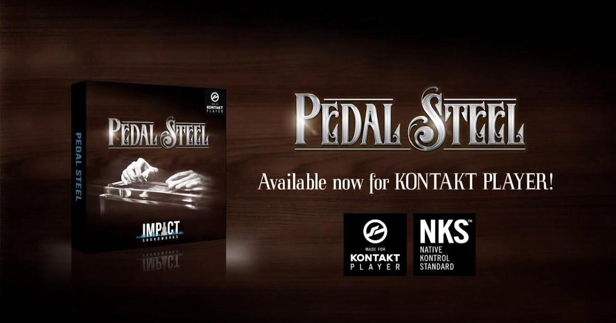 Impact Soundworks - Pedal Steel (KONTAKT) - VST Torrent