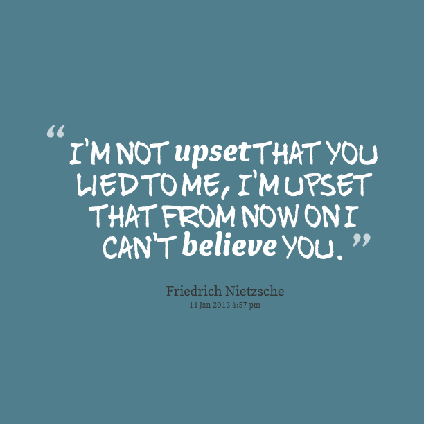 25 Eye Opening Quotes About Liars Picshunger