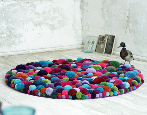 MYK Pom Pom Furniture in home furnishings  Category