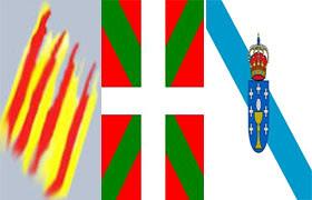 Catalunya-Euskadi-Galícia