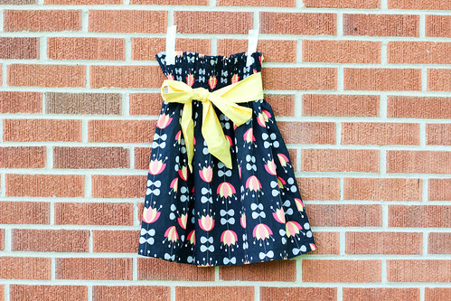 Nordika Skirt by Jeni Baker