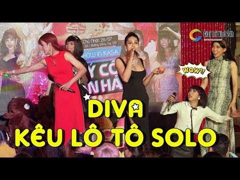 Lô tô show: Diva Cát Thy bất ngờ trổ tài kêu lô tô solo 1 mình hay xuất sắc