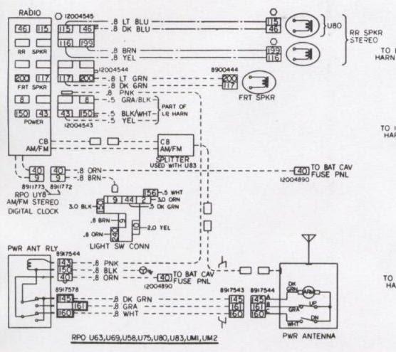 3000gt Radio Wiring Diagram