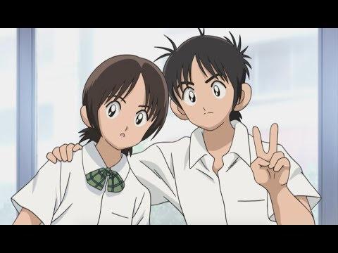 Cross Game Aoba And Kou