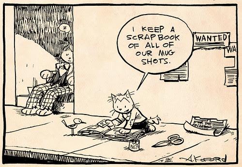Laugh-Out-Loud Cats #2095 by Ape Lad