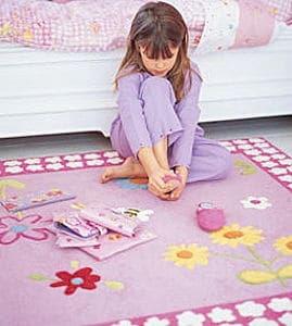 Opciones en alfombras para el dormitorio :: VisitaCasas.com
