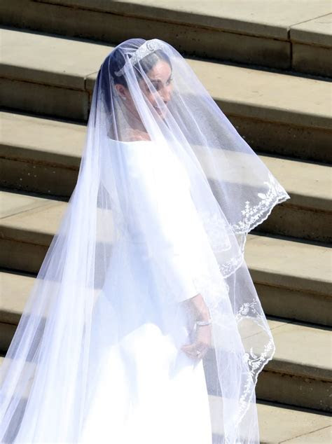 Meghan Markle Wedding Dress   POPSUGAR Fashion Photo 7