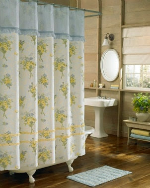 How to Install a Shower Curtain | Overstock.