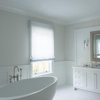 Awesome Light Grey Modern Bathroom Wall Tiles Photos