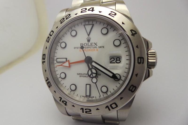 Rolex Explorer II Replica