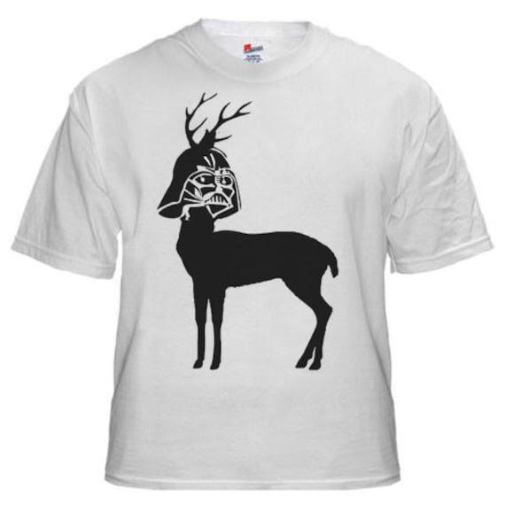 Darth Deer shirt Medium