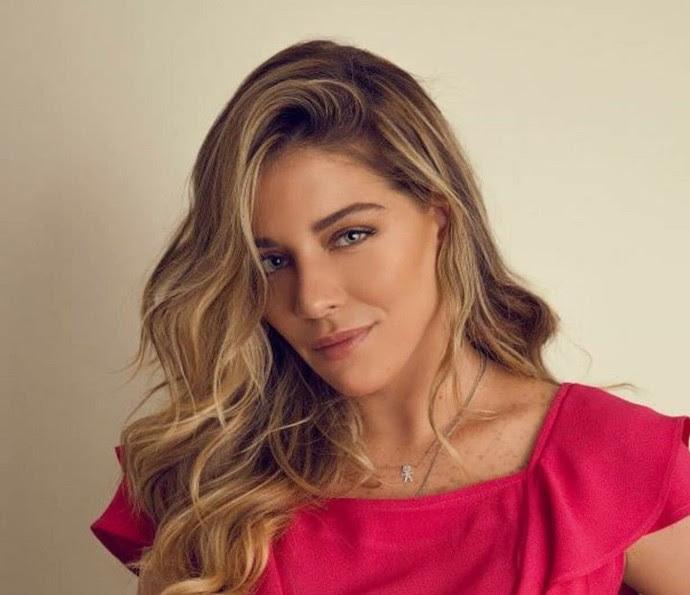 Luma Costa é Odete Roitman em Pé na Cova (Foto: TV Globo)