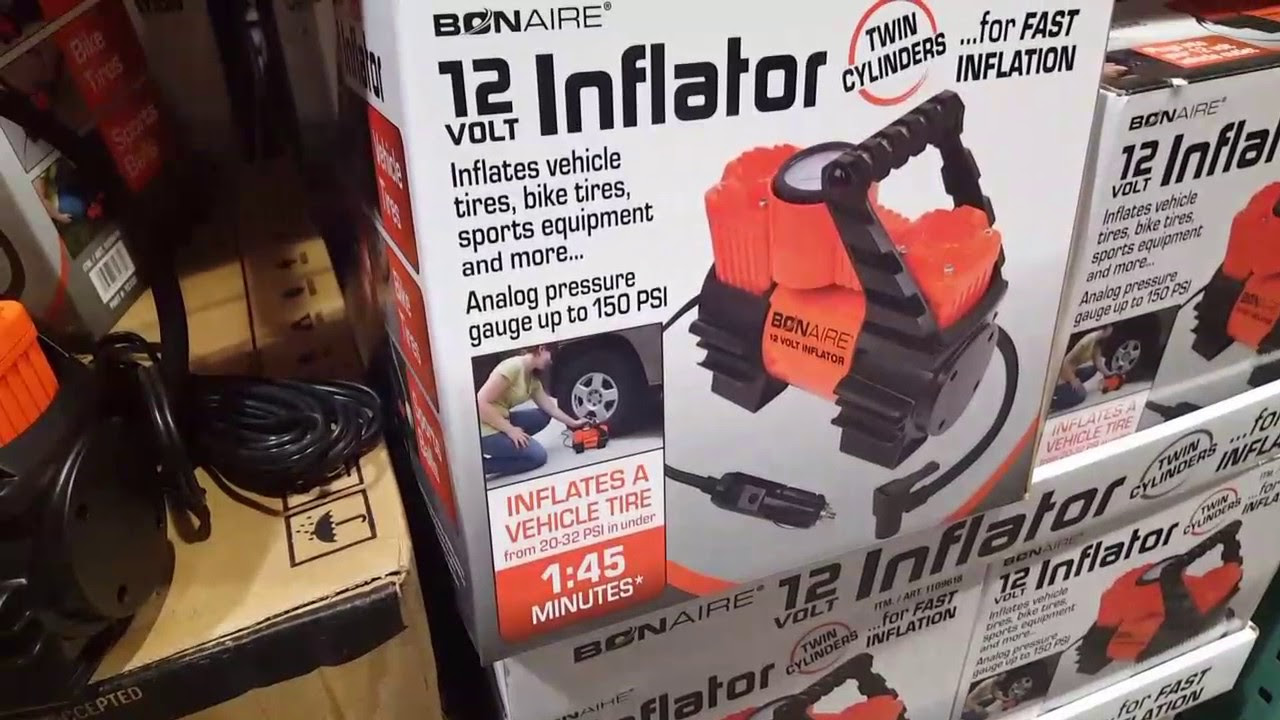 Costco Bike Air Pumps