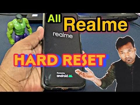 All Realme Reset Password How to fix forgot lockscreen Password Any Realme device
