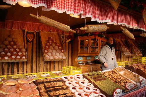 Big sweets shop