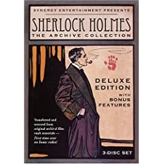 Sherlock Holmes ~ The Archive Collection cover