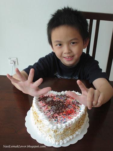 Desmond's 7th Birthday 2011