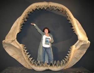 ACTRESS LANA WOOD and a 70 FOOT SHARK