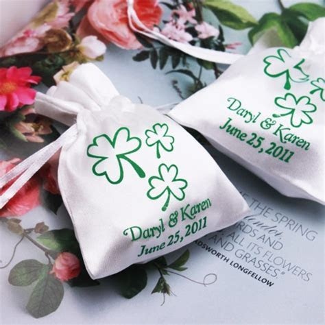 Irish wedding favor.   Wedding Day Inspirations