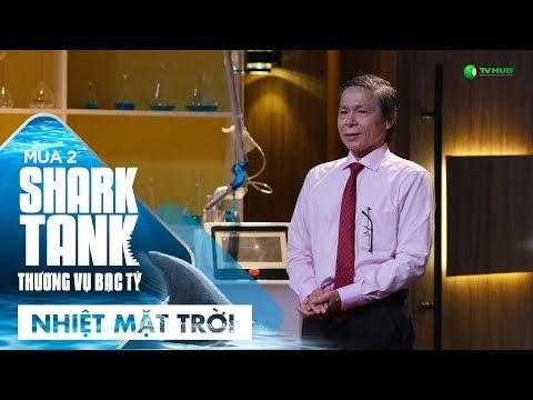 Shark Tank Việt Nam – Tập 4 : Startup 53 tuổi gọi vốn thành công 1 triệu USD